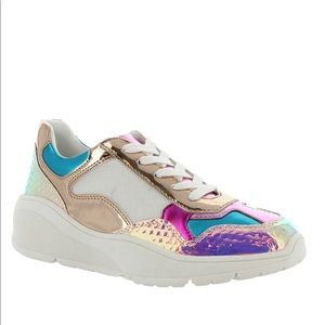 Steve Madden Girls Jmemory Sneakers